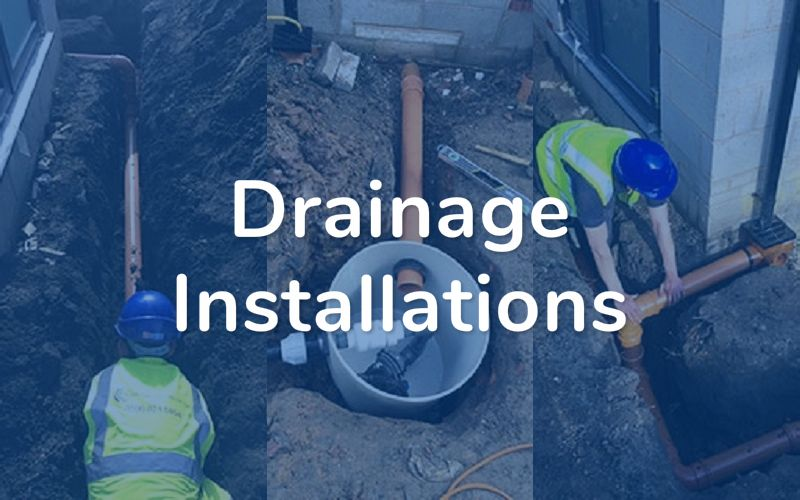 Drainage Installations