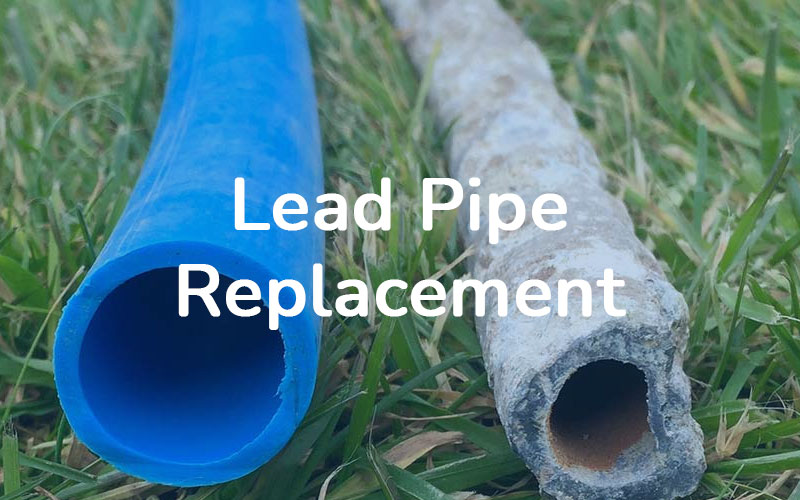 Lead Pipe Replacement